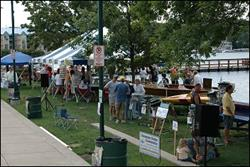 Click to view album: Pewaukee Boat Show